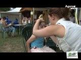 ATELIER D'ARTISTE AU TCHICOU PARC : MAQUILLAGES D'ENFANTS