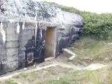 Normandie : la batterie de Maissy et la pointe du Hoc