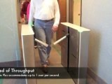 Access Control Turnstile – Speed You Can Count On
