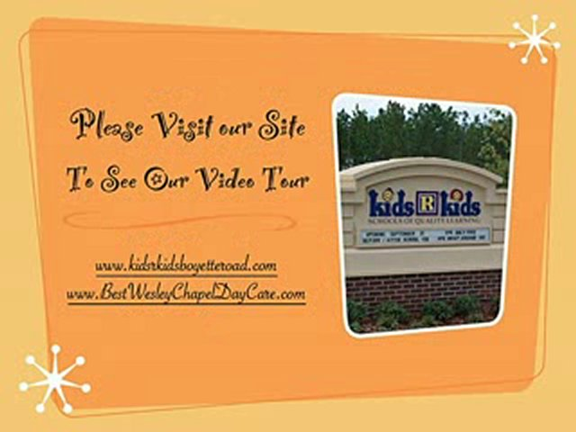 best wesley chapel day care, child care, infant care