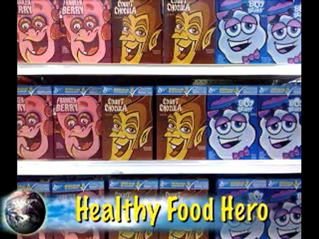 Health Food Hero
