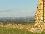 Panorama du Prieuré de St Romain le Puy