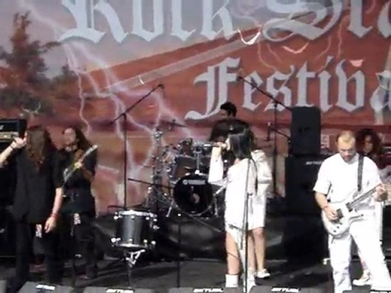 D'arch - Kıyamet @ Rock Station Fest