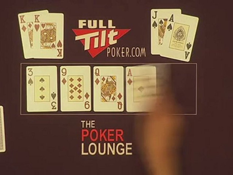The Poker Lounge S01 Ep 6 2 5 Cardplayertube Com Video Dailymotion
