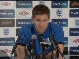 Gerrard: I'd boo England