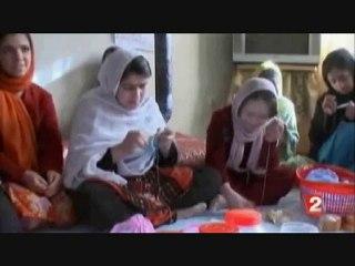 Aicha, victime des talibans