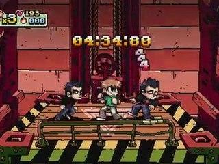 Vidéo de lancement de Scott Pilgrim VS The World: The Video Game
