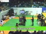 taekwondo compétition juniors casse planche tuio tchagui