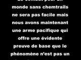 Chemtrails HAARP épandage danger poison chimique ciel