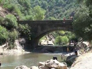 Le pont de Bereq'mouch.