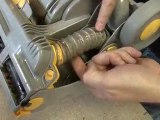 How to replace the internal hose on a Dyson DC07