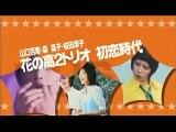 山口百恵(Momoe Yamaguchi) - 花の高2トリオ 初恋時代 番宣