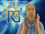 RussellGrant.com Video Horoscope Virgo August Friday 13th