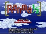 Ranma ½ Akanekodan Teki Hihou [snes] videotest