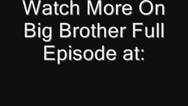 Big Brother US - Season 12 Episode 16 Full Episode