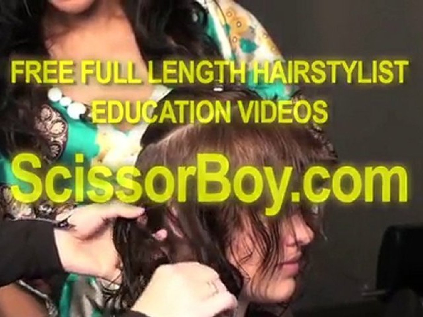 Styling Curly Hair - How to style curly hair