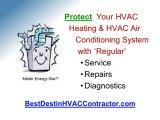 Best Destin HVAC Know HVAC Air Conditioning HVAC Heating Sy