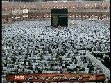 Salat al Fajr : Le 15 Août 2010 à La Mecque