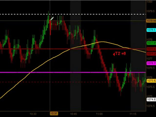 Learn How To Trade Emini Futures August 16 2010