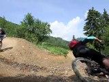 Teaser Mountain Biker aux Portes du Soleil