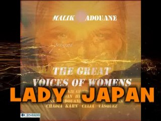 MALIK ADOUANE - THE GREAT VOICES OF WOMENS -CREATIVE SOURCE