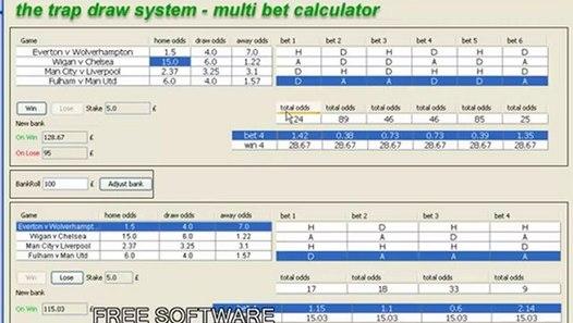 Fixed odds betting calculator for football paginas para minar bitcoins 2021 ford