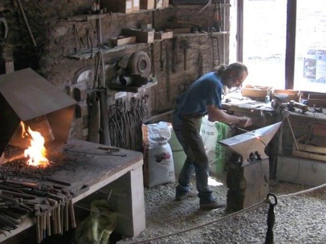 Musée de la forge en Brocéliande