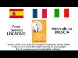 Echange culturel de Jeunes européens  à Troyes