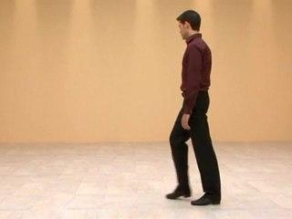 Apprendre à danser la valse - 3 Pas de base de l homme