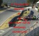 Racing potes roulage au luc avec le moto club 11 08 2010
