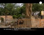 Flash floods near Cordoba in Spain - no comment