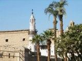 Ville de Louxor (Egypte)