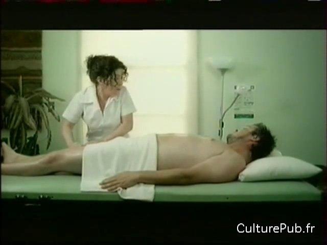 Petite faveur durant un massage ?