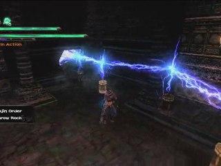 Gameplay 2 de Majin and The Forsaken Kingdom