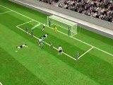 Argentine Nigéria 1-0 Heinze