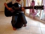 sexion d'assaut désolé a la guitare