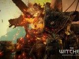 The Witcher 2 GamesCom presentation preview