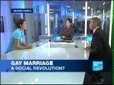 Franck Margain sur France 24