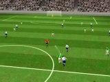 Argentine Mexique 1-0 Tevez