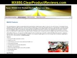 MX650 Dirt Bike by Razor - New Product Review Site