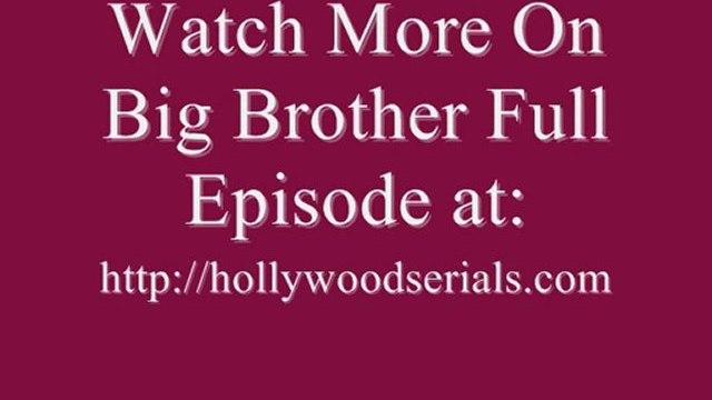 Watch Big Brother US - Season 12 Episode 19 Online