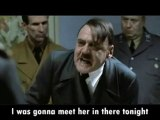 Hilter couldn't get into Benedicts