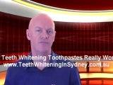Teeth Whitening Sydney . Do teeth whitening toothpastes wor