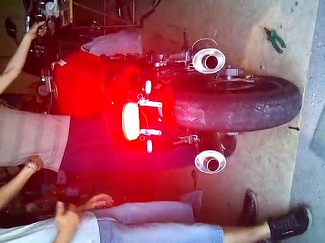 Ducati poires