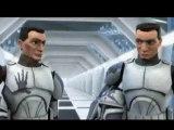 star wars the clone wars bande annonce SAISON 3