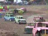 Fun car club la Celle en Morvan le Finish 2010