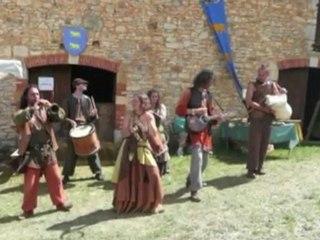 Les Médiévales de Peyrilles 2010
