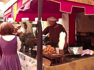 Les Médiévales de Gourdon 2010