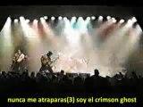 the misfits - crimson ghost - subtitulos español
