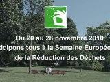 Semaine Européenne de la Réduction des Déchets, édition 2010